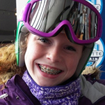 Madison Ostergren - 2012 USSA Central Division - Slalom Champion